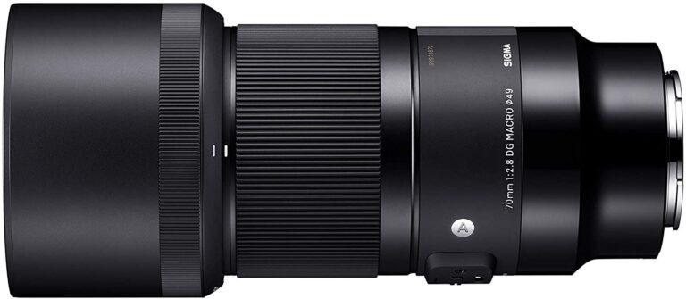 Sigma 70mm F2.8 Art DG Macro Lens