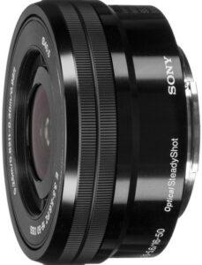 Sony 16 50mm F3.5 5.6 OSS Lens