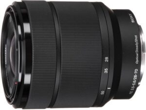 Sony 28-70mm F3.5-5.6 FE All In One Lens
