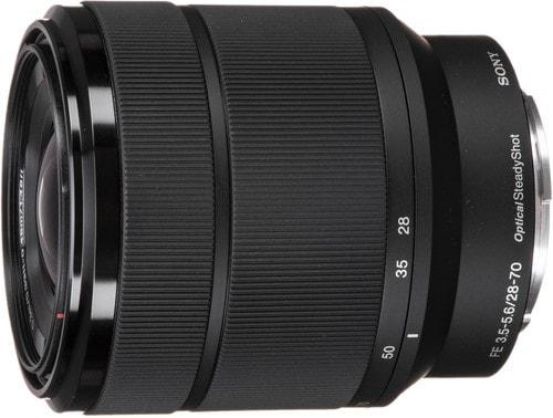 Sony FE 28 70mm F 3.5 5.6 OSS Lens