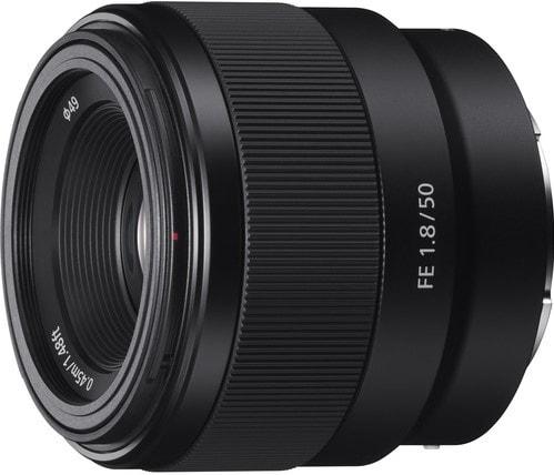 Sony FE 50mm F1.8 Standard Lens