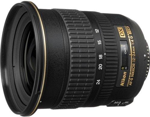 Nikon AF S DX NIKKOR 12-24mm F4G