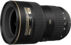 Nikon AF-S FX NIKKOR 16-35mm F4G Zoom Lens
