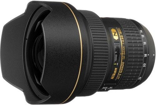 Nikon AF-S NIKKOR 14-24mm F2.8G ED Ultra Wide-Angle Zoom Lens
