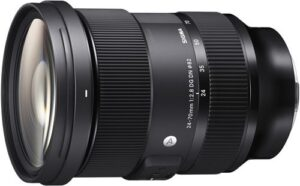 Sigma 24-70mm F2.8 DG DN Art Zoom Lens