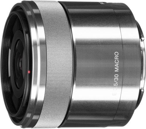 Sony E 30mm F3.5