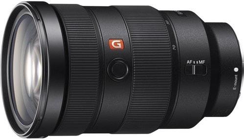 Sony FE 24 70mm F2.8 GM Lens