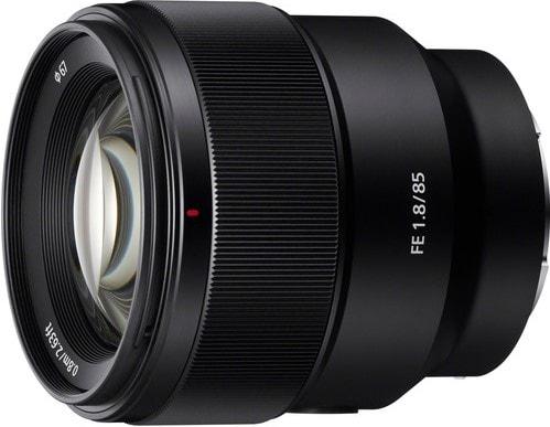 Sony FE 85mm F1.4 GM Telephoto Prime Lens