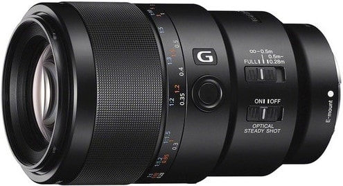 Sony FE 90mm F2.8-22