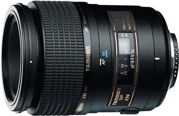Tamron 90mm F2.8 Macro Lens