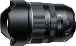Tamron SP 15-30mm F2.8 Di VC USD Wide-Angle Zoom Lens
