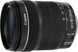 Canon EF S 18 135mm f3.5 5.6 IS STM Lens