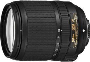 Nikon AF S DX NIKKOR 18-140mm Zoom Lens