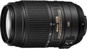 Nikon AF-S DX NIKKOR 55-300mm F4.5 5.6G Lens
