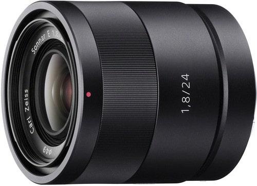 Sony Carl ZEISS Sonnar T E 24mm F1.8