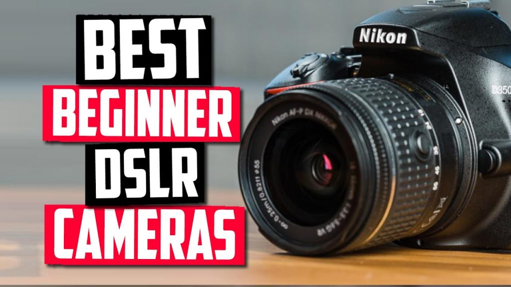 Best DSLR Cameras for Beginners