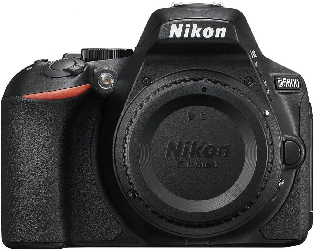 nikon d5600 entry-level camera