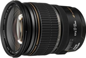 Canon EF-S 17-55mm Wide-Angle Zoom Lens