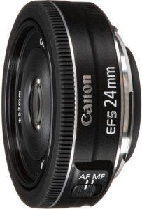 Canon EF-S 24mm F2.8 STM Lens