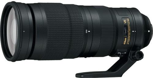 Nikon AF-S FX NIKKOR 200-500mm F5.6E
