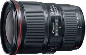 Canon EF 16-35mm F4L