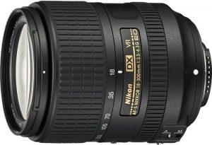 Nikon AF-S DX NIKKOR 18-300mm F3.5-6.3G