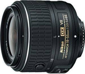 Nikon AF-S DX NIKKOR 18-55mm F3.5-5.6G