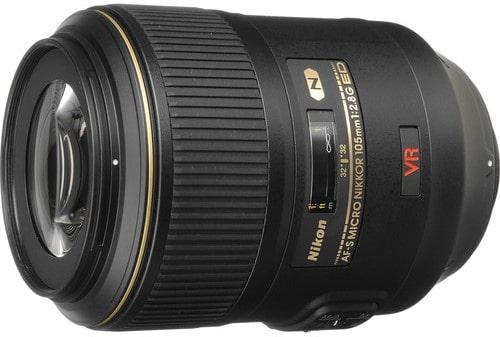 Nikon AF-S VR Micro-NIKKOR 105mm F2.8G
