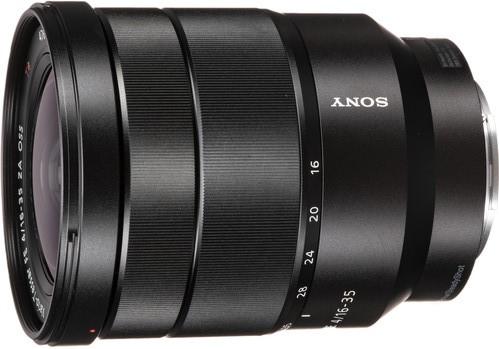 Sony 16-35mm Vario-Tessar F4